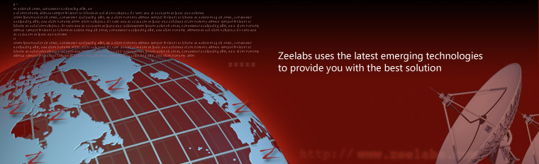Zeelabs Technology and Skill set